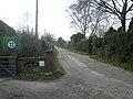 Access road to Park Farm - geograph.org.uk - 1223424.jpg