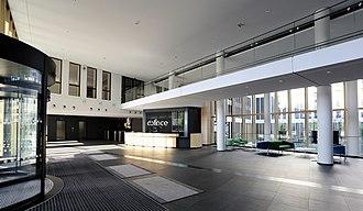Compagnie Française d'Assurance pour le Commerce Extérieur - Coface's head office