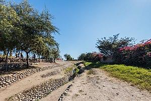 Cantalloc Aqueducts - Image: Acueductos subterráneos de Cantalloc, Nazca, Perú, 2015 07 29, DD 15