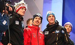 Adams Bulls Eye - Thomas Morgenstern, Simon Ammann, Gregor Schlierenzauer.jpg
