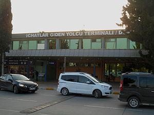 Adana Şakirpaşa Airport - Domestic Terminal