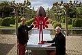 Adelheid & Huub Kortekaas with Red Angel.jpg
