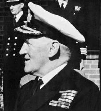 Vice Chief of the Naval Staff - Image: Admiral Jerauld Wright and Admiral of the Fleet Sir Rhoderick Mc Grigor (cropped)