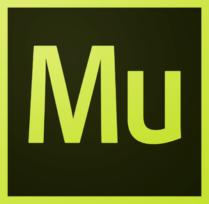 Adobe Muse - Image: Adobe Muse logo