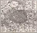 Adolf Stieler, Paris und Umgebung, 1873 - David Rumsey.jpg