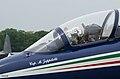 Aermacchi MB-339, Frecce Tricolori (9049229868).jpg
