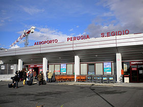 Image illustrative de l'article Aéroport de Pérouse-Sant'Egidio