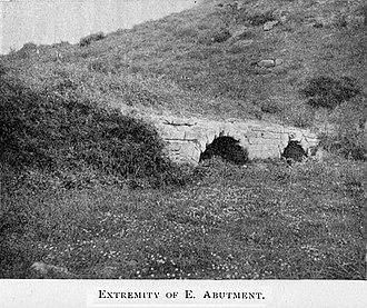Aesepus Bridge - Image: Aesepus Bridge. Picture 04