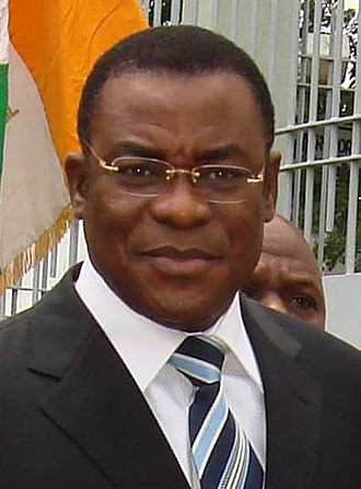 2015 Ivorian presidential election - Image: Affi 1 (cropped)