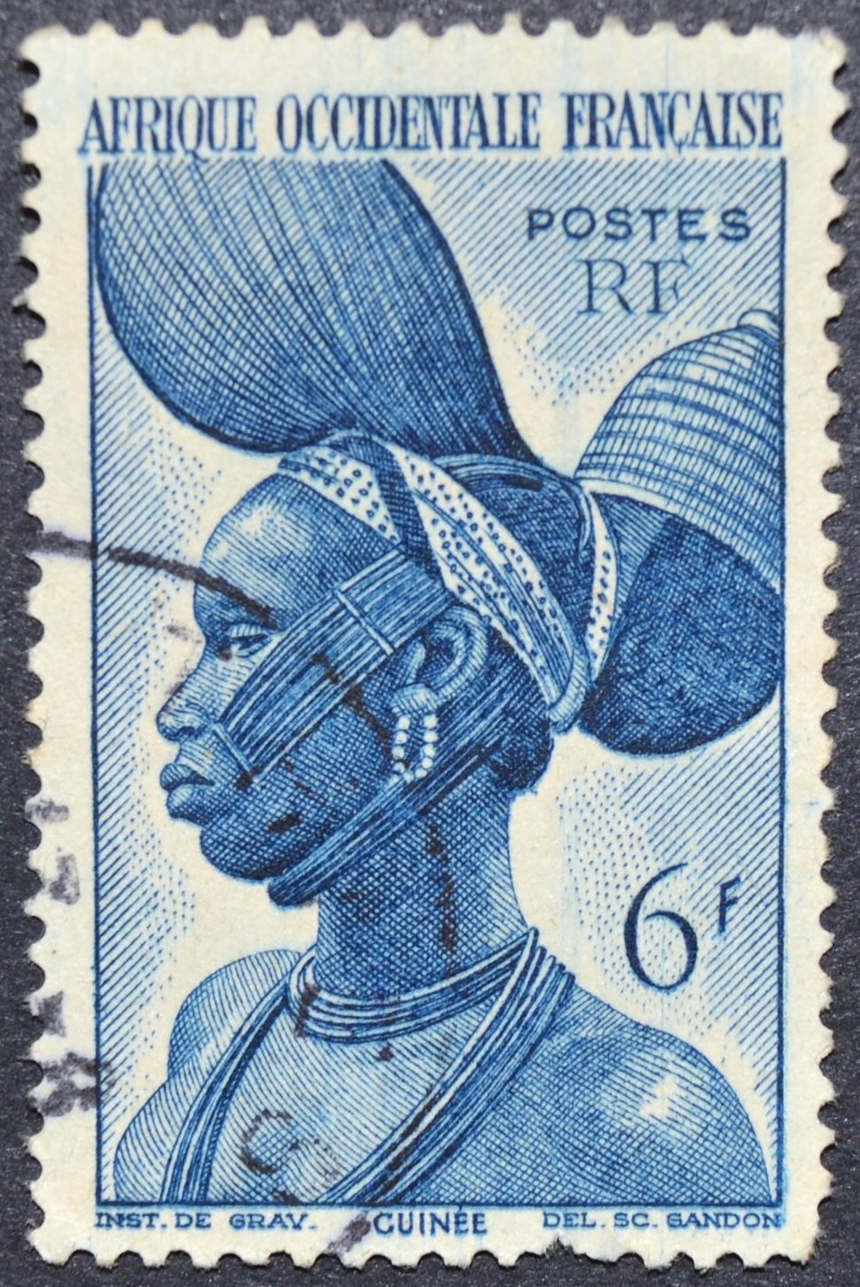 AfrOcFr 1947 SW48