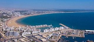 Agadir Place in Souss-Massa, Morocco
