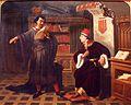 Agustí Rigalt Cortiella- Ausias March i el príncep de Viana- 1279.JPG
