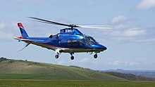 Agusta A109S Grand helicopter G-MSVI (8708315132).jpg