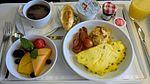 Air France Affaires Klasse Frühstück.jpg