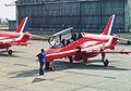 Air Tattoo International, RAF Boscombe Down - UK, June 13 1992 Red Arrows (1).jpg