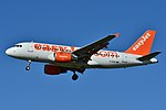 Airbus A319-100 easyJet (EZY) G-EZNC - MSN 2050 (9739860209).jpg