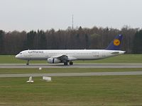 D-AIRS - A321 - Lufthansa
