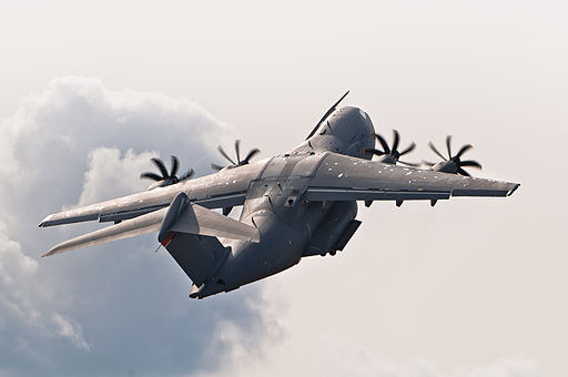 Airbus A400M EC-404 ILA 2012 04