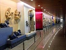 Chhatrapati Shivaji Maharaj International Airport-Terminal 2-Airport Art Gallery