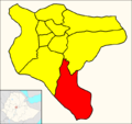 Akaky Kaliti (Addis Ababa Map).png