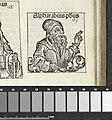 Al-Farabi Alpharabius philosophus (titel op object) Liber Chronicarum (serietitel), RP-P-2016-49-86-16.jpg