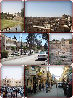 Collage o Al-Hasakah