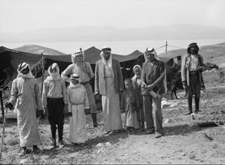 Village in Tiberias, Mandatory Palestine