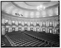 Al. Ringling Theatre, 136 Fourth Street, Baraboo, Sauk County, WI HABS WIS,56-BARAB,1-4.tif