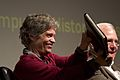 Alan Kay and the prototype of the Dynabook (3009206205).jpg