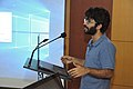 Alap Parikh Shares His Experience - Workshop On Design And Development Of Digital Experiencing Exhibits - NCSM - Kolkata 2018-07-26 2795.JPG