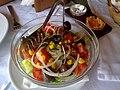 Albanian salad, Albanian cuisine, Albanian Food.jpg