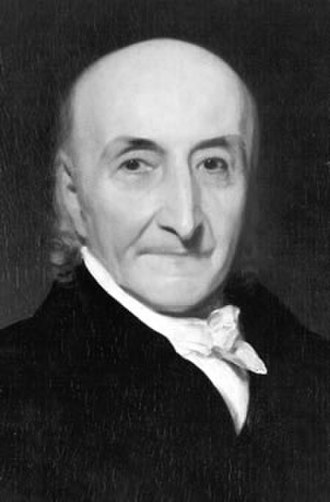New York University - Albert Gallatin (1761-1849)