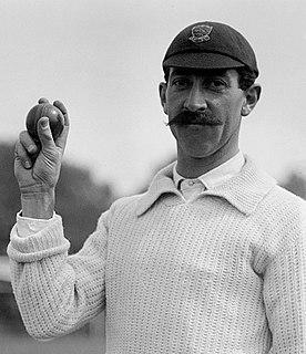 Albert Relf Cricket player of England.