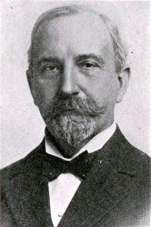 Albert Stanburrough Cook