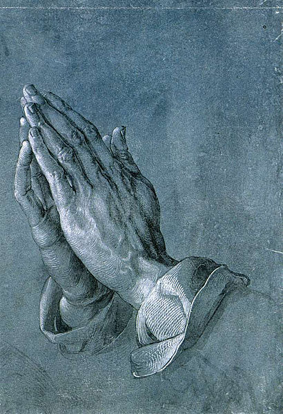 'Praying Hands' - wiki