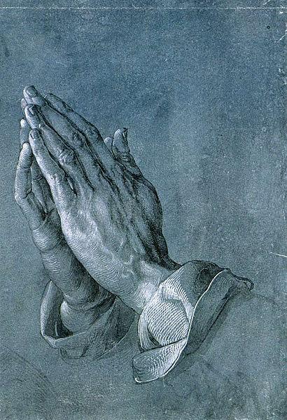 Datei:Albrecht Dürer Betende Hände.jpg