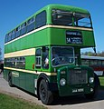 Aldershot & District bus 503 (AAA 503C), M&D 100.jpg