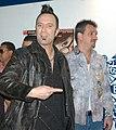 Alec Ladd, David Lord at Evil Angel Party 2.jpg