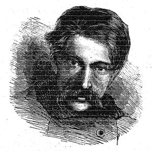 Alexander Soloviev (revolutionary) - Alexander Soloviev by an unknown artist, from Světozor (1879)
