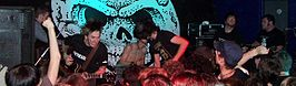 Alexisonfire @ L3 Niteclub, January 30, 2004.jpg