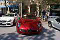 Alfa Romeo 8C 2008 Competizione AboveHood CECF 9April2011 (14597637161).jpg