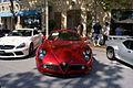 Alfa Romeo 8C 2008 Competizione AboveHood CECF 9April2011 (14597637161).jpg