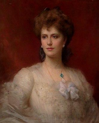 Alice Keppel - Portrait of Alice Keppel, c. 1890s