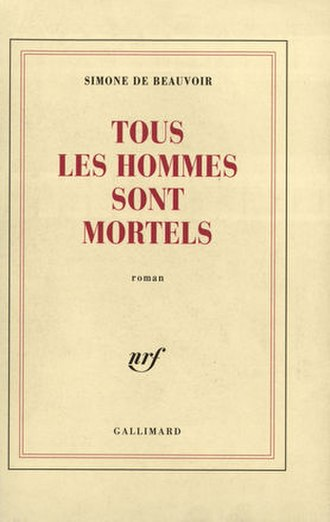 All Men Are Mortal - Cover of the first edition