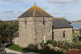 All Saints Church, Bryher Church in Isles of Scilly, England