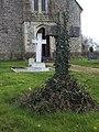 All Saints Church, Stour Row - Cross - geograph.org.uk - 361723.jpg