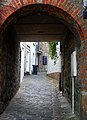Alleyway off the west side of Fore Street, St Ives - geograph.org.uk - 1548929.jpg