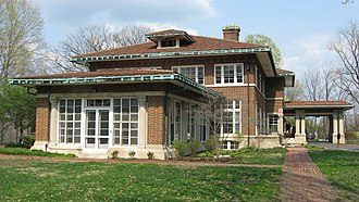 Marian University (Indiana) - The Allison Mansion