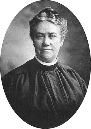 Pillar of Fire International - Bishop Alma Bridwell White (1862–1946), founder of the Pillar of Fire Church
