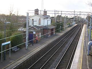 Alresford railway station (Essex)
